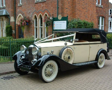 Gabriella - Rolls Royce Hire
